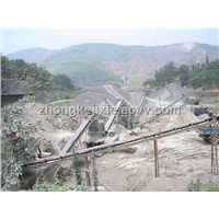 High Efficiency Mineral Processing Plant