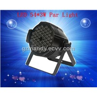 High Power LED 54*3W Par Light