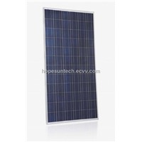 High efficiency 300W poly solar panel