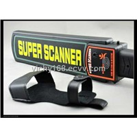 High performance hand held metal scanner MCD-3003