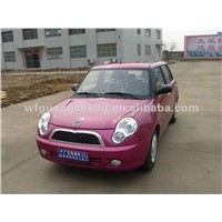 High speed smart MINI electric car vehicle for 5 persons Automatic Gear Box Left Steering