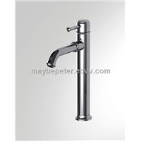 High type Single handle basin faucet mixer(023020)
