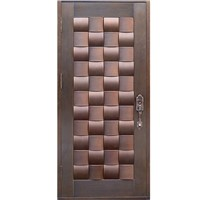 Home Entry Bronze Door (GBD105)