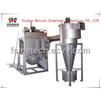 Hot Aluminum Dross Processing Machine
