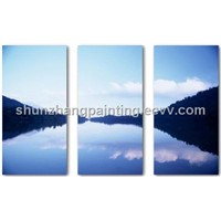 Hot ! Natural scenery picture arts canvas painting