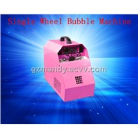 Hot Sale Stage Equipment Single Wheel Bubble Machine/Disco Equipment
