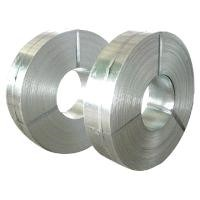 Hot dipped galvanized steel strip in coils