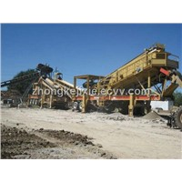 Aggregate Sand Stone Crushing Plant Equipment