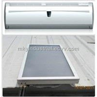 Hybrid Solar Air Conditioner for Homes