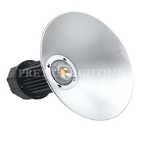 IP65 Bridgelux 120 Watt LED High Bay Lighting Fixtures / Dimmable LED Industrial Lamp