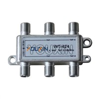 Indoor and Outdoor 2-3-4-6-8 way CATV splitter&tap