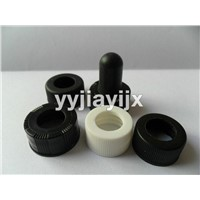 JY-1003 Bakelite/Phenolic Cap for glass dropper bottle