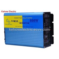 KH-600-P 600W Dc To Ac Pure Sine Wave Solar Inverter