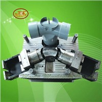KJ-0004 Pipe Fitting Plastic Mould