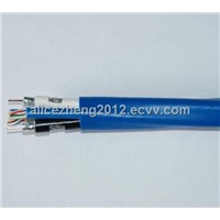 LAN Cable 2rg6 Quad 2cat5e