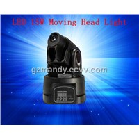LED 15W Moving Head Light