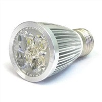 LED E27 Spotlight Bulb with 5W