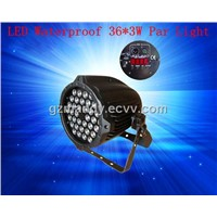 LED Waterproof 36*3W Par Light