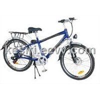 LNEB9606  motored bike N.W:25KG lithium battery 24V250W
