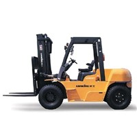LONKING 6ton diesel forklift lifting 3m height (LG60DT)
