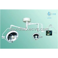 LW700/500 Shadowless Operating light with video camera system dental light