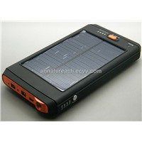 Laptop solar charger