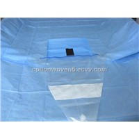 Lithotomy Drape(With CE and ISO 13485)