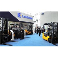 Liugong 5 ton Diesel Forklift Truck (2050H)