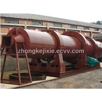 Low Consumption Desulfurization Gypsum Dryer / Rotary Dryer