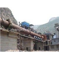 Low Power Consumption Activated Lime Rotary Kiln