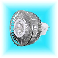 MR16 1*3W LED Spot Light