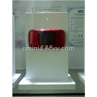 Magnetic Installation Door Viewer with Auto-detection Infrared Night Vision and Image Zoom