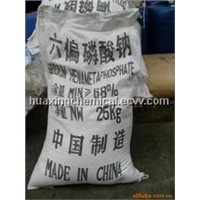 Manufacturer  supply  sodium hexametaphosphate (shmp)