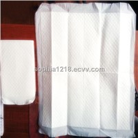 Medical disposable bed mattress