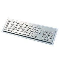 Metal Keyboard with EPP