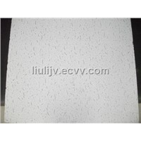 Mineral fiber commercial ceiling board