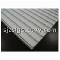 Mineral fiber wool acoustic ceiling board(glaicer)