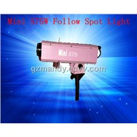 Mini 575W Follow Spot Light/Stage Light