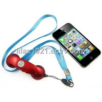 Mini Bluetooth handset for phone accessories