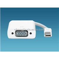 Mini DVI to VGA Converter