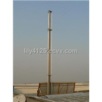Mobile Communication Tower And Antenna Telescopic Mast And High Mast