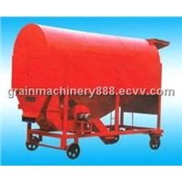 Mobile Cylinder Grain Cleaning Equipment/Machine