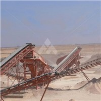 Mobile Stone Crushing Production Line with ISO Certificate
