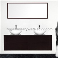 Modern Designed Bathroom Furniture (IS-2110B)
