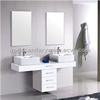 Modern Double Bathroom Cabinet (IS-2118A)