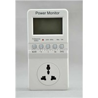 Multifunctional power monitor PG265