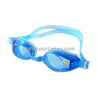 Myopia swimming glasses