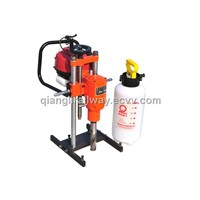 NZQ-40 Gasoline sleeper nylon drilling and pulling machine