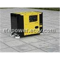 New Design Super Silent Diesel 5kw Generator