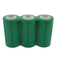 NiMH Battery H-C 4000mAh Low Self-Discharge Rechargeable